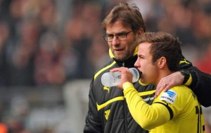 News: Mario Gotze opens the door for Liverpool move with latest Jurgen Klopp admission