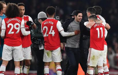 Mikel Arteta may not receive fund for January transfers despite poor defence