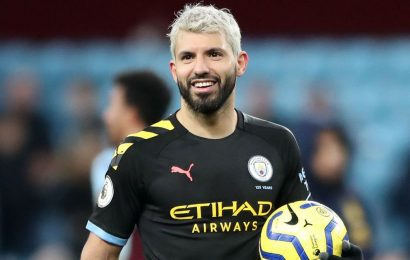 News: Sergio Aguero sets new Premier League record and becomes the top-scoring foreigner in Premier League history